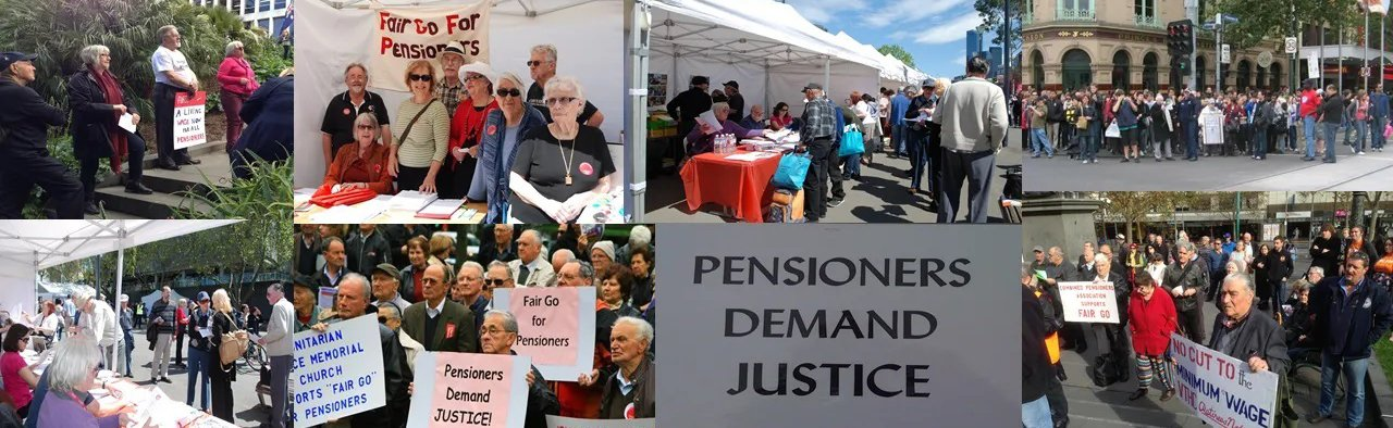 Fair Go For Pensioners